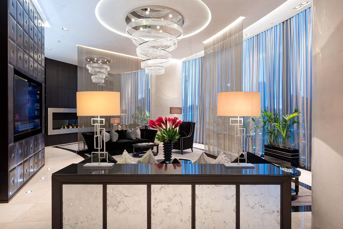 3 Bedrooms Flat for sale in The Tower, One St George Wharf, Nine Elms, London SW8